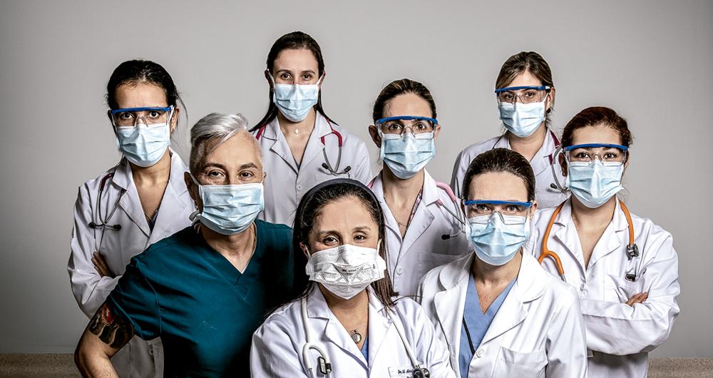 HEIQ VIROBLOCK: La patente que ha salvado la vida de miles de médicos y enfermeras.